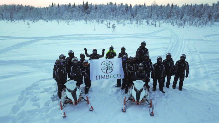 Timbeco-flag