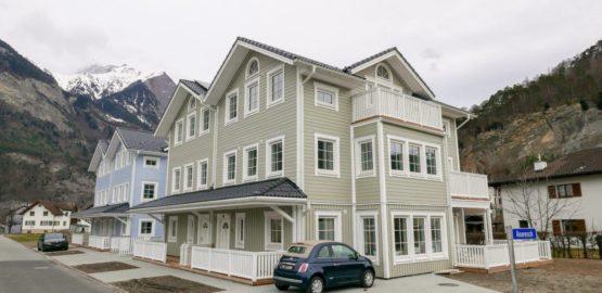 Semi-detached-housing