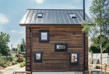 Prefab-elementhouse