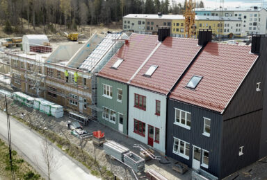 Lillgarden-elementhouses