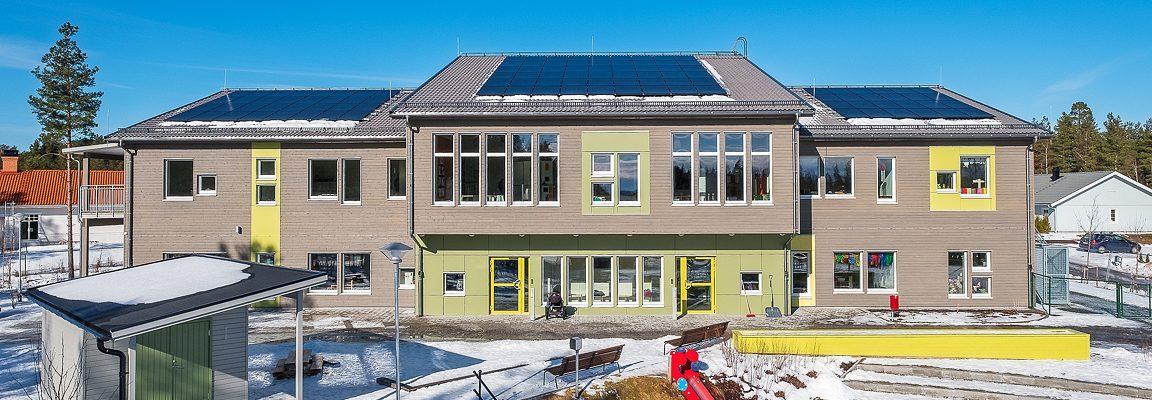 bygging av skoler