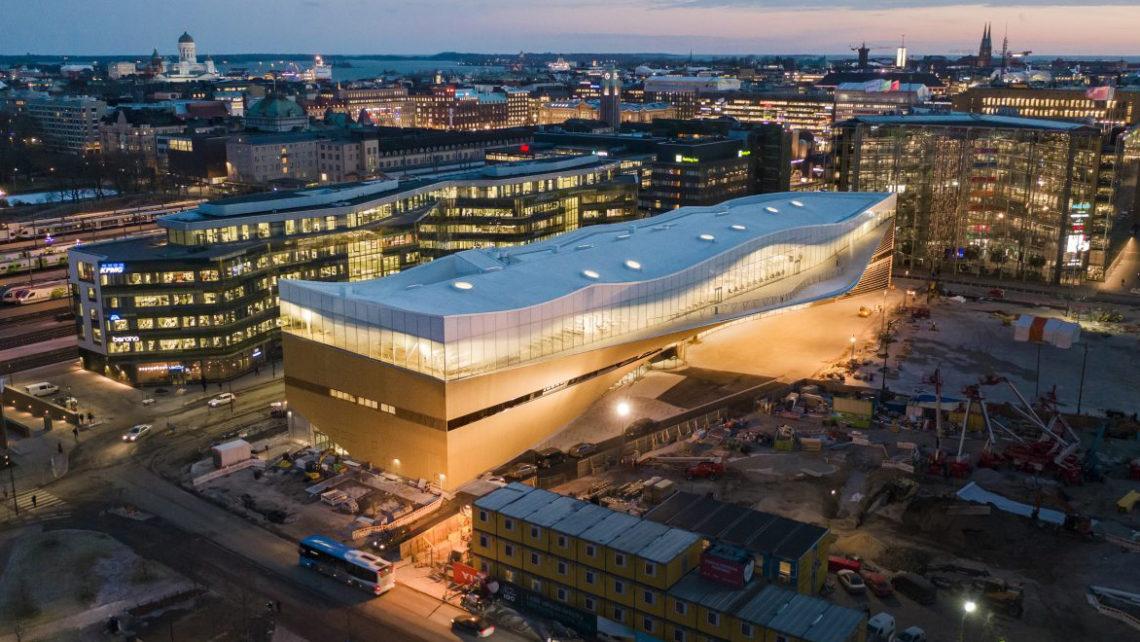 Helsingfors-sentrale-bibliotek
