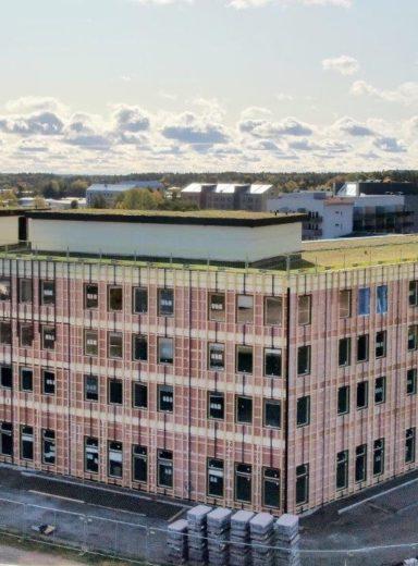 Täby-fasadelement
