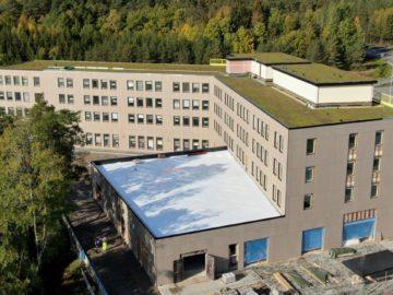 Täby-fasaden