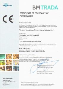 CE certifikat
