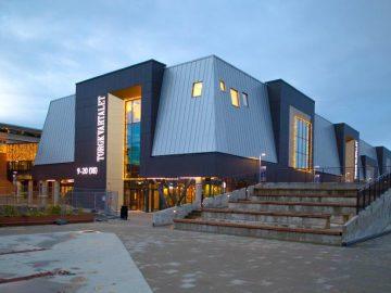 Köpcentrum Torgkvartalet