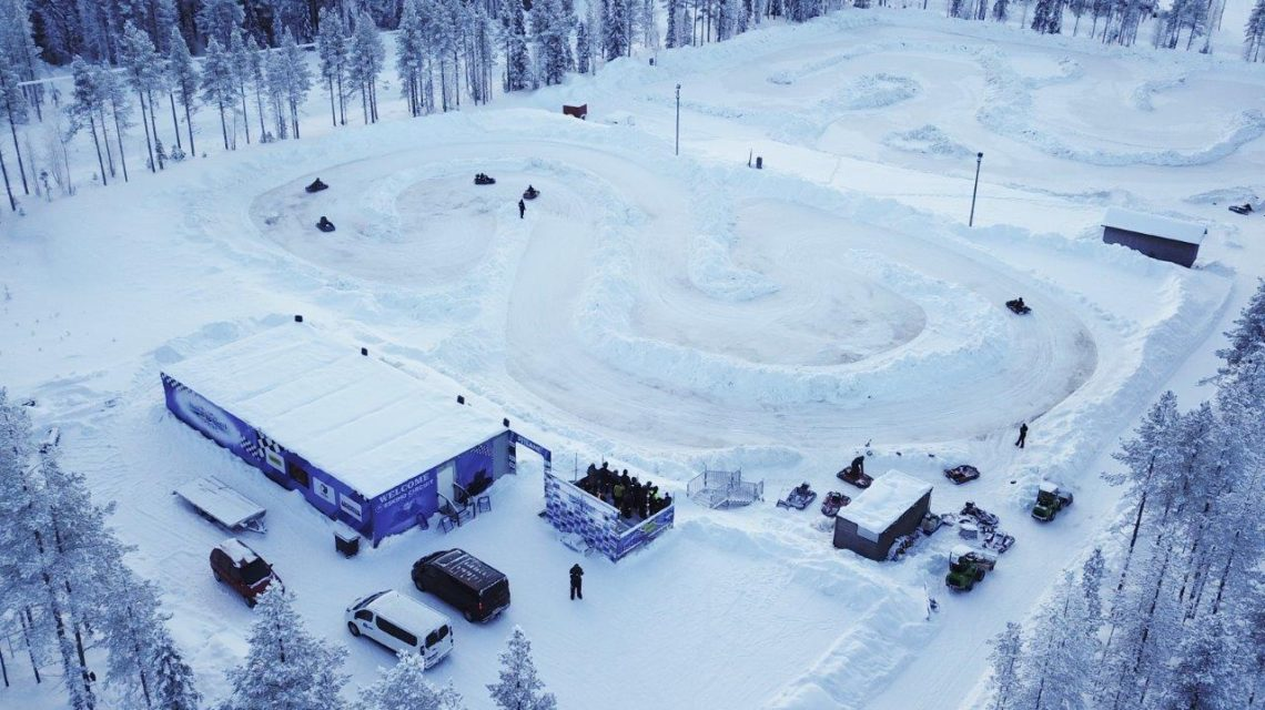 Timbeco vinter äventyr