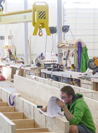 Puitelementide tehas