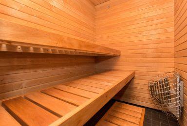 Siseviimistlus saun