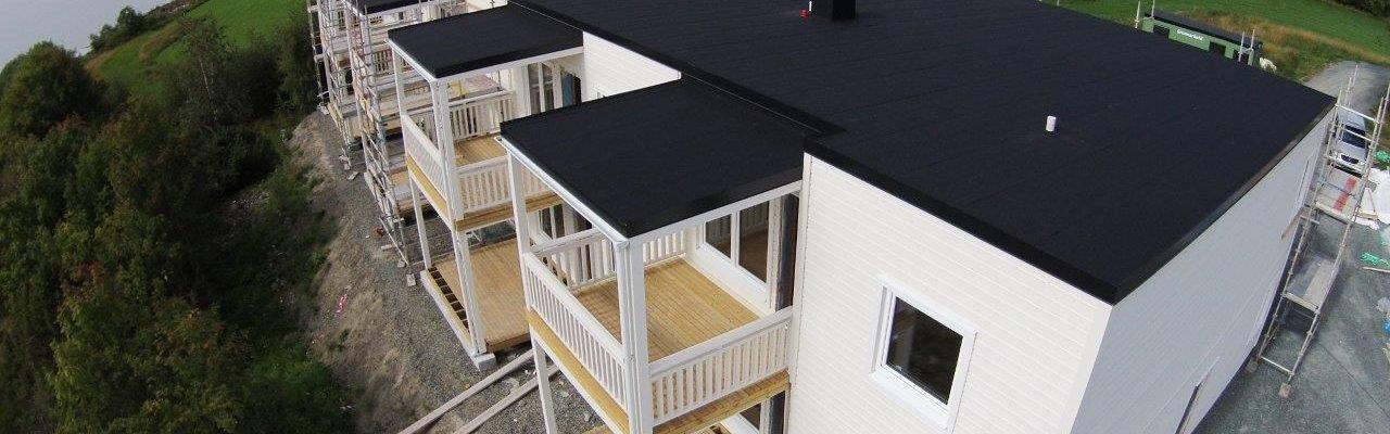 Moodulmaja ehitus
