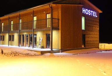Hostel elementmaja