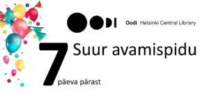 Helsingi-Keskraamatukogu