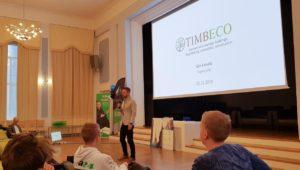 Timbeco meeskond Inseneeria