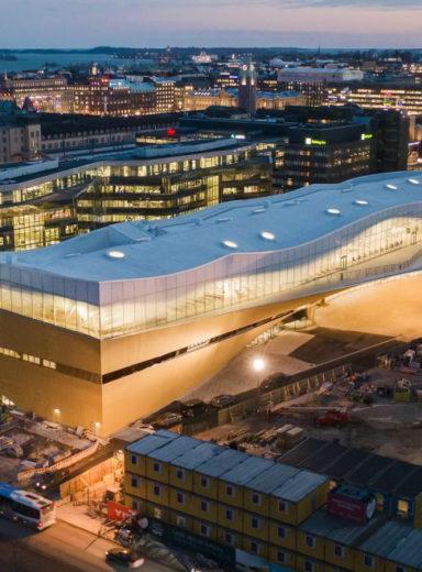 Helsingi Keskraamatukogu