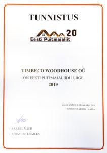 Timbeco-puitmajaliit
