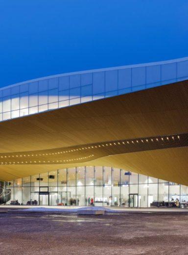 Helsingi uus raamatukogu