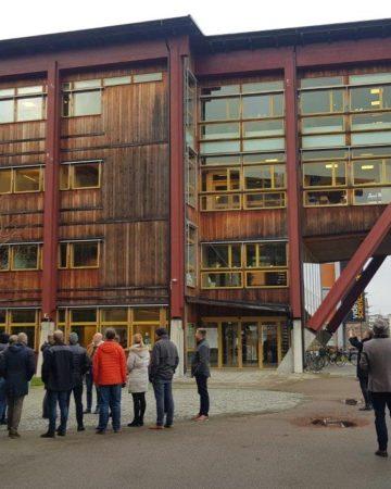 Delegatsioon Växjö