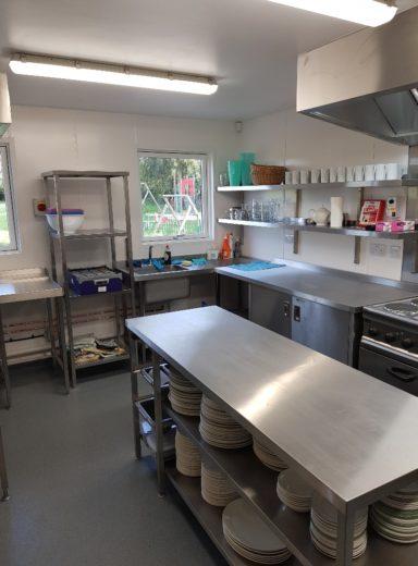 Puithoone köök